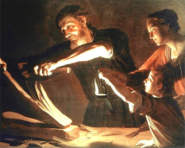 Mois de Joseph (18) : Joseph a eu une vie cachée pour Jésus -  FSSPX.Actualités / FSSPX.News