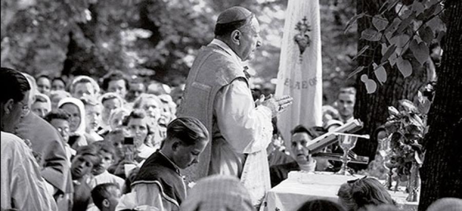 La fureur de Satan en Hongrie : la croix pour l'Eglise et son chef