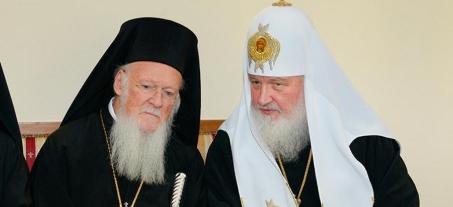 Moscú y Constantinopla se dirigen hacia el cisma a causa de Ucrania