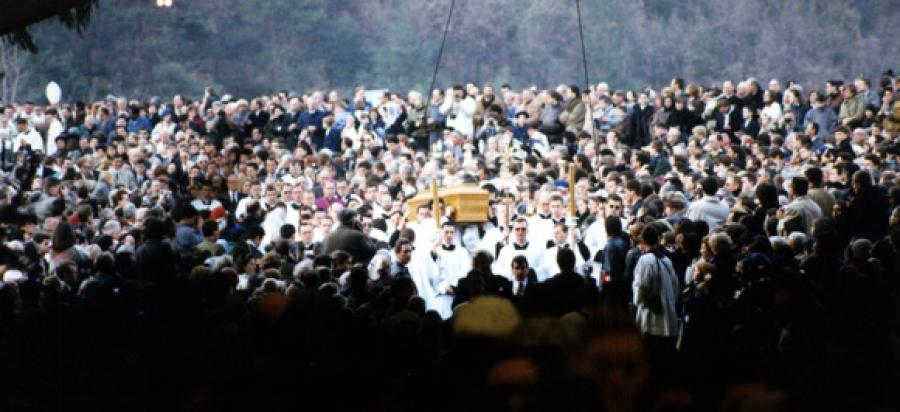 Il y a 27 ans, les obsèques de Mgr Lefebvre étaient célébrées à Ecône