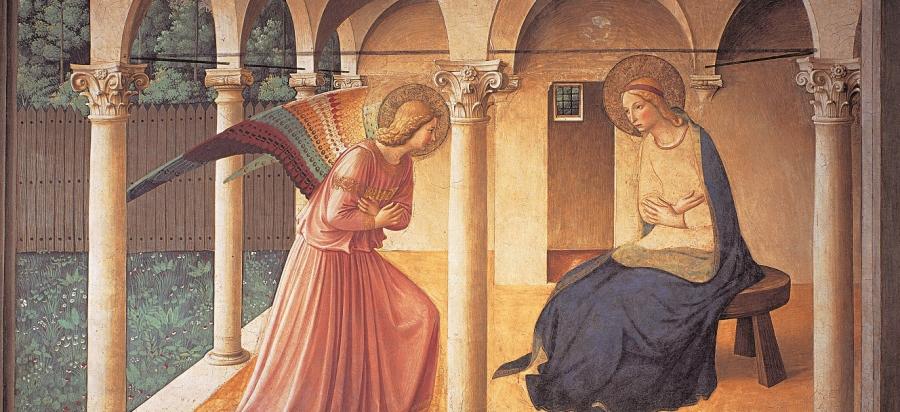 Lecture : Prier le rosaire avec les saints et les peintres gothiques italiens