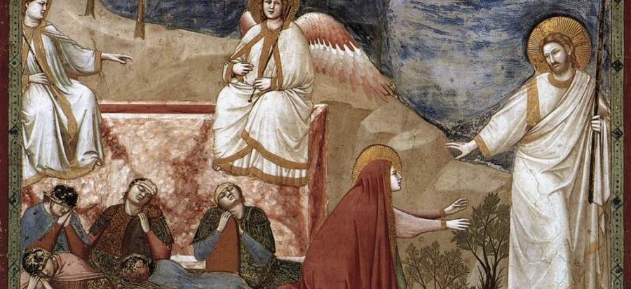 Saint Augustin : les disciples ne crurent pas les saintes femmes