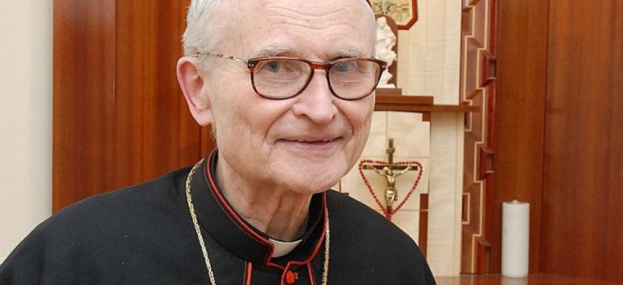 Le cardinal Pujats dénonce le libéralisme d'Amoris lætitia