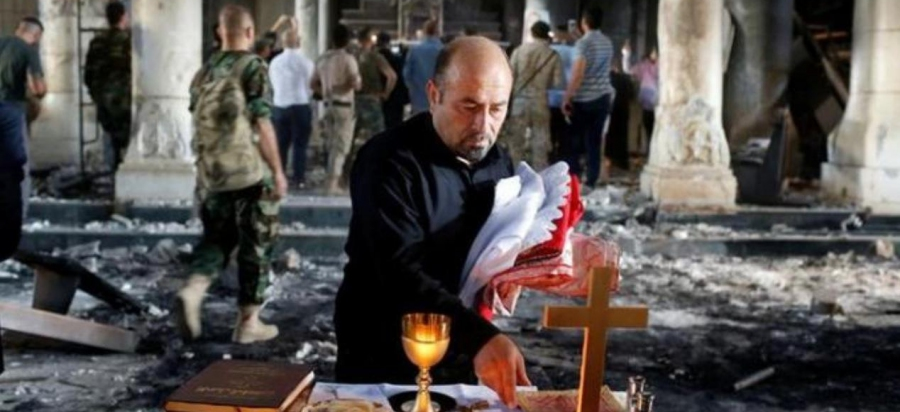 Battle of Mosul: Christians are Targeted