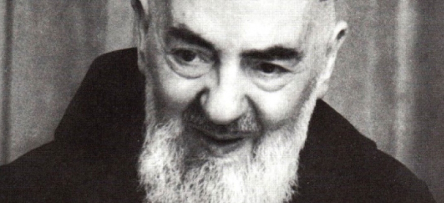 Padre Pio, the Living Portrait of Christ Crucified