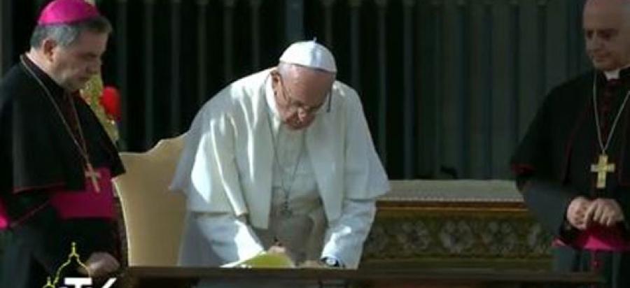 Papst gewährt die Beichtvollmacht für die Priester der ruderschaft St. Pius X.