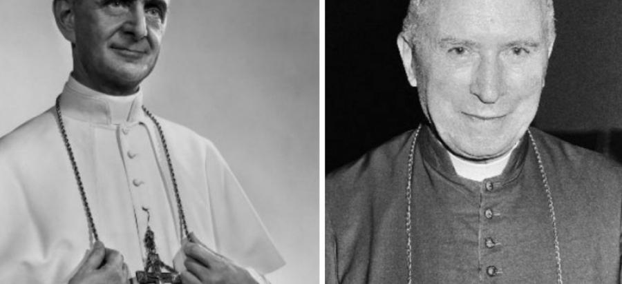 Mgr Marcel Lefebvre et l'audience avec le pape Paul VI de 1976 : la rencontre