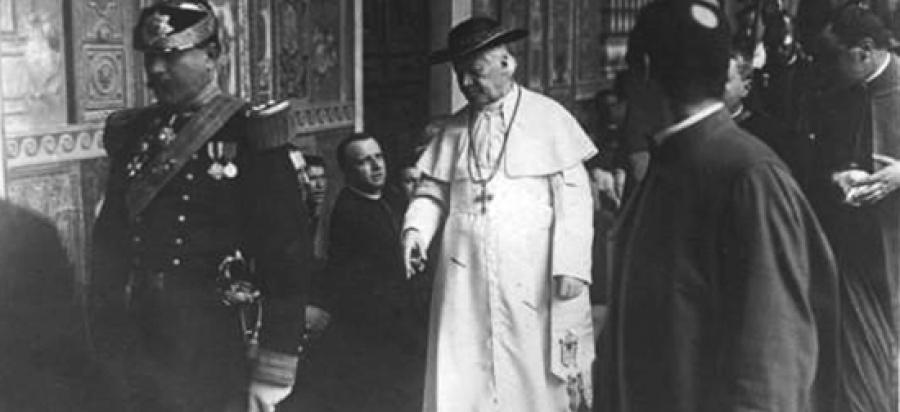 Encyclique E Supremi sur la charge de souverain pontife, saint Pie X