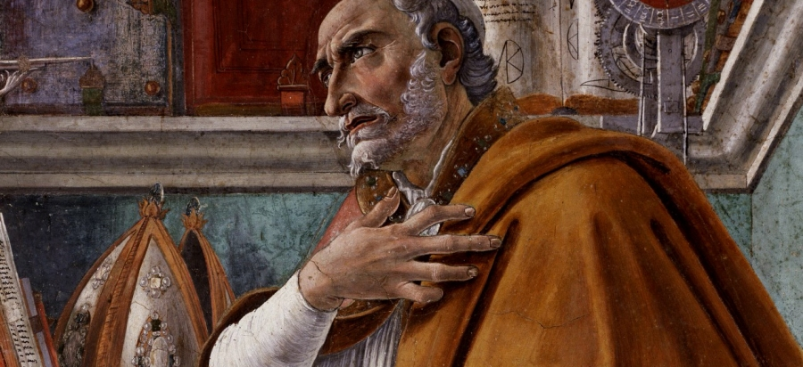 A Timely Review of the Writings of St. Augustine: We Believe What We Do Not See