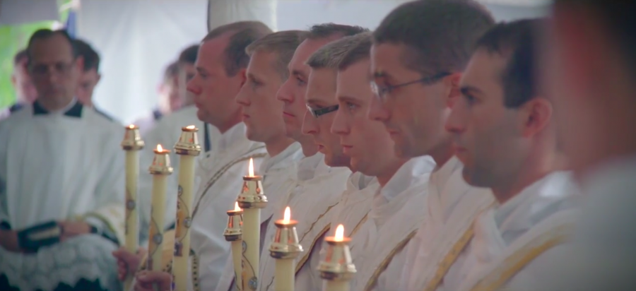 SSPX Ordinations 2018 - 7 New Priests Ordained in Virginia