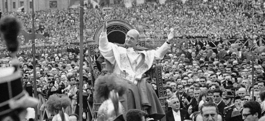 Notre dossier sur la canonisation de Paul VI