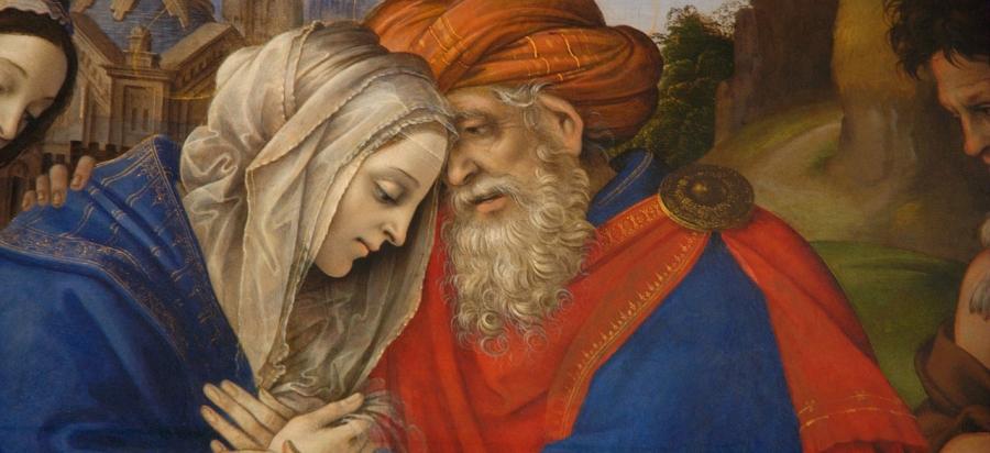 Fête de Saint Joachim, père de la Sainte Vierge