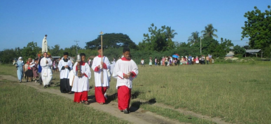 SSPX Mission in the Philippines: A Promising Summer