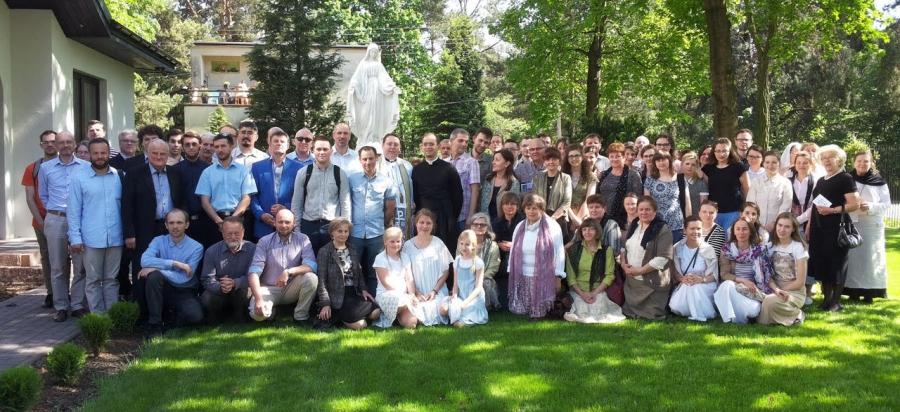 Polonia: La Fraternidad sigue los pasos de San Maximiliano Kolbe