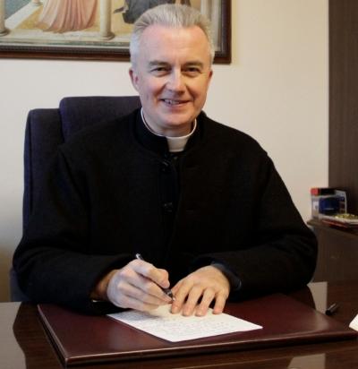 Un moment décisif - Lettre du directeur du Séminaire Saint-Thomas d'Aquin, Etats-Unis