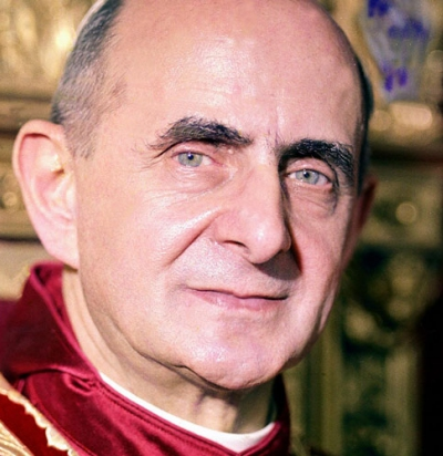 Encyclical Humanae Vitae on Marriage and Birth Control, Paul VI