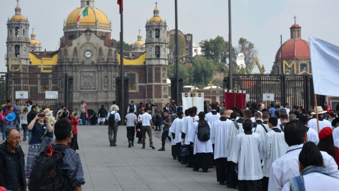 2017 Christ the King Pilgrimage in Mexico