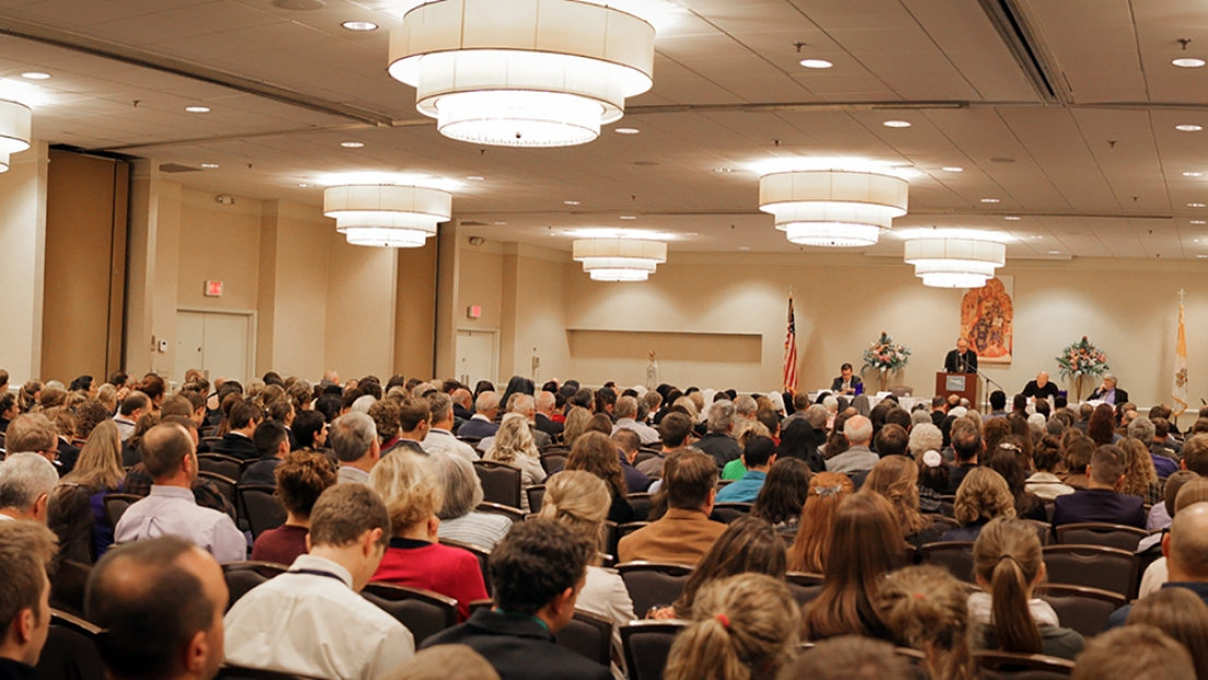 Record attendance —  2018 Angeluspress Conference on Humanae Vitae and questions related to life attracts people from all over