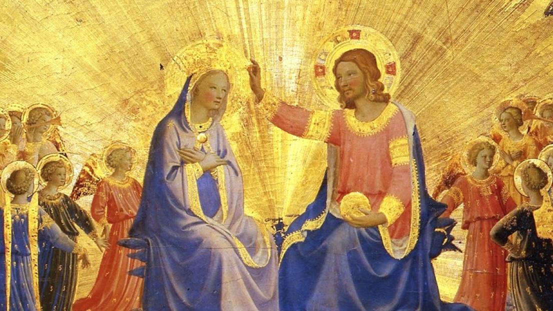 8 décembre : Immaculée Conception de Notre-Dame.