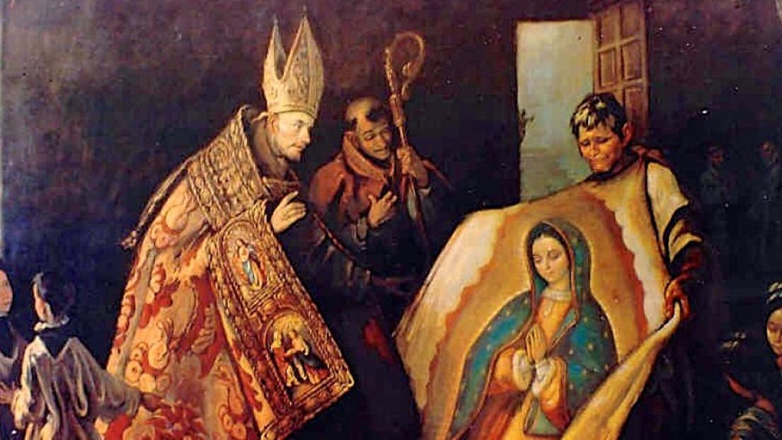 12 décembre : Notre-Dame de Guadalupe.
