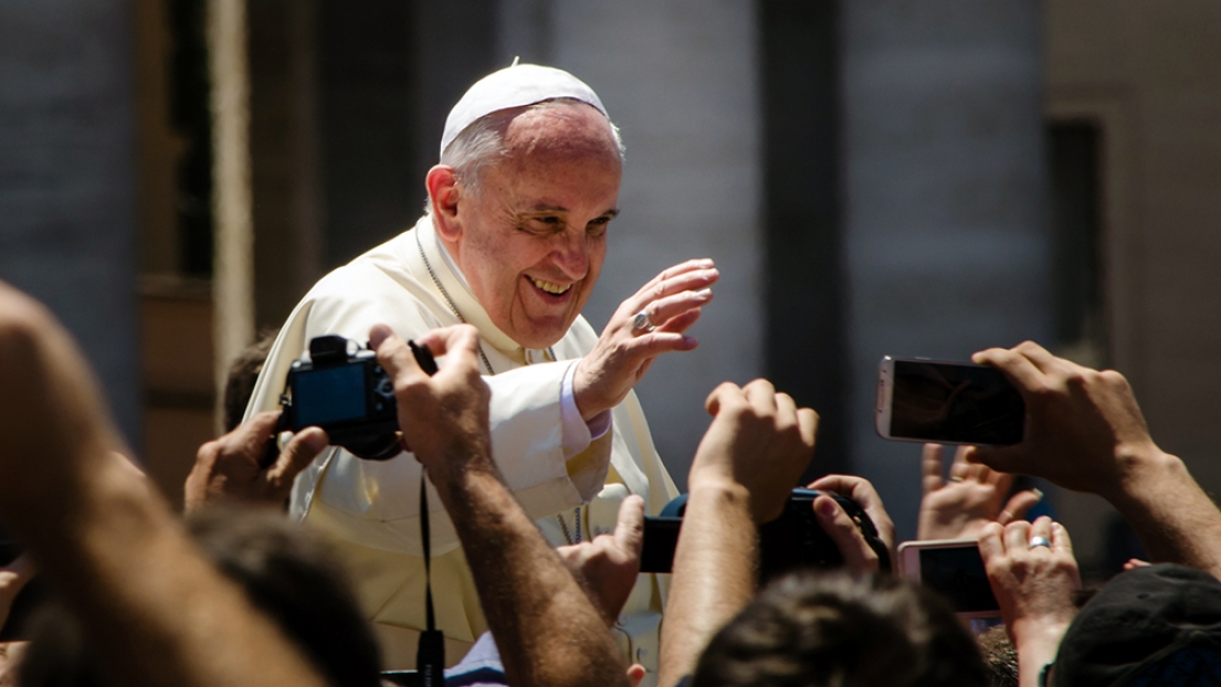 Pope Francis takes a swipe at