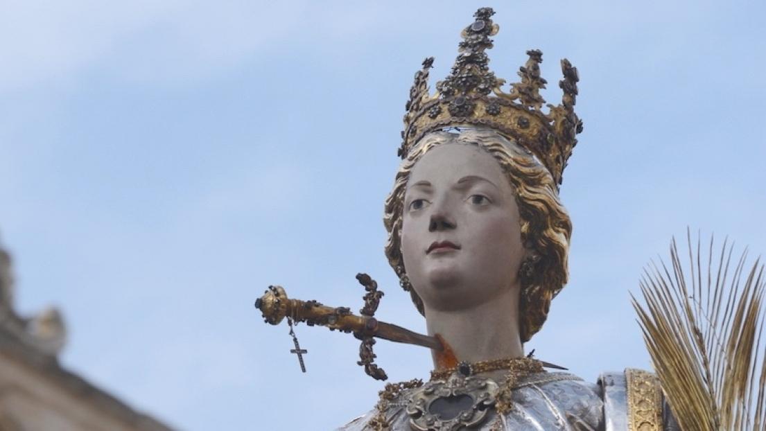 13 décembre : Ste Lucie.