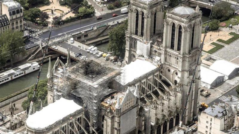 Près de 200 enfants dépistés pour le taux de plomb — Notre-Dame