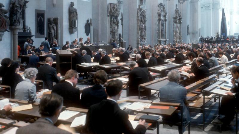 Resultado de imagen de sínodo alemania