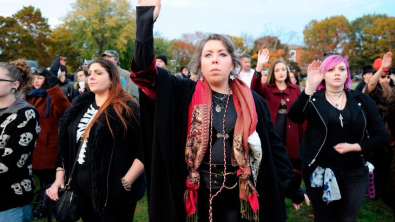 United States: Revival of Paganism in the Service of Liberal