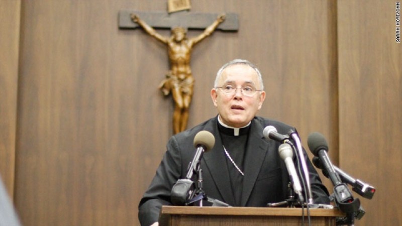 Архиепископ Филадельфии Чарльз Шапью