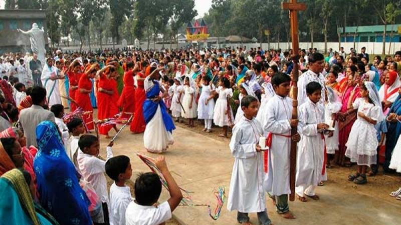Resultado de imagen de católicos bangladesh