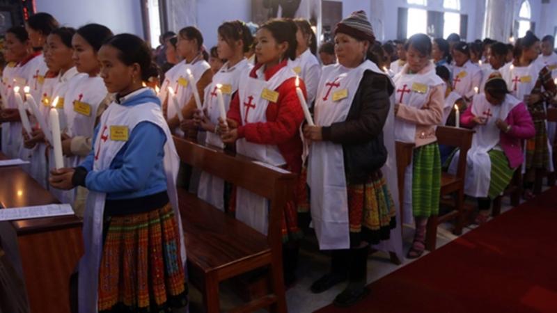 hausse du nombre de missionnaires morts de facon violente en 2018 Catholiques_vietnam_eglise_missionaires_tues_foi