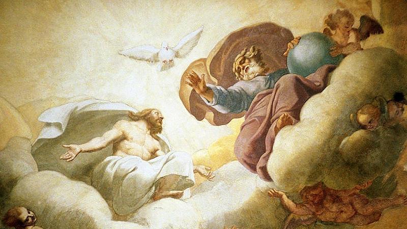 Feliz fiesta de la Santísima Trinidad! - FSSPX.Actualités / FSSPX.News