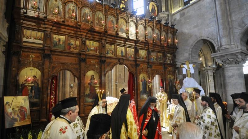 Resultado de imagen de Iglesia greco-católica melquita de la tradición bizantina.