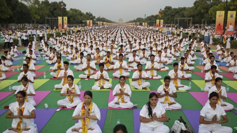 why is yoga not catholic