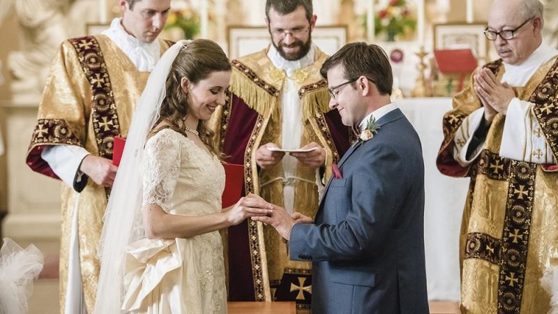 Matrimonio Catolico Sacramento : El sacramento del matrimonio 5 : las promesas y obligaciones de los