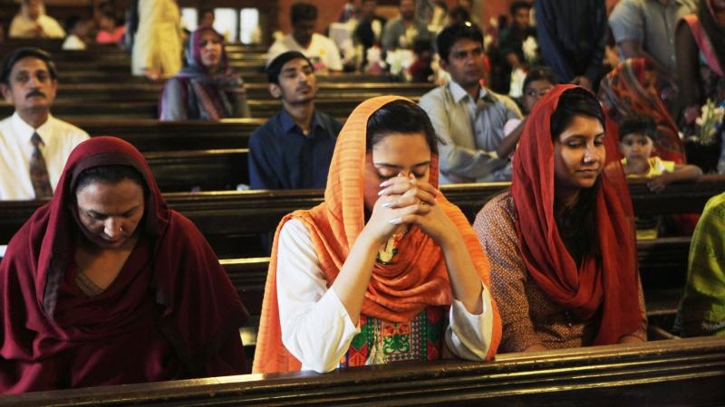 Resultado de imagen de cristianos pakistan