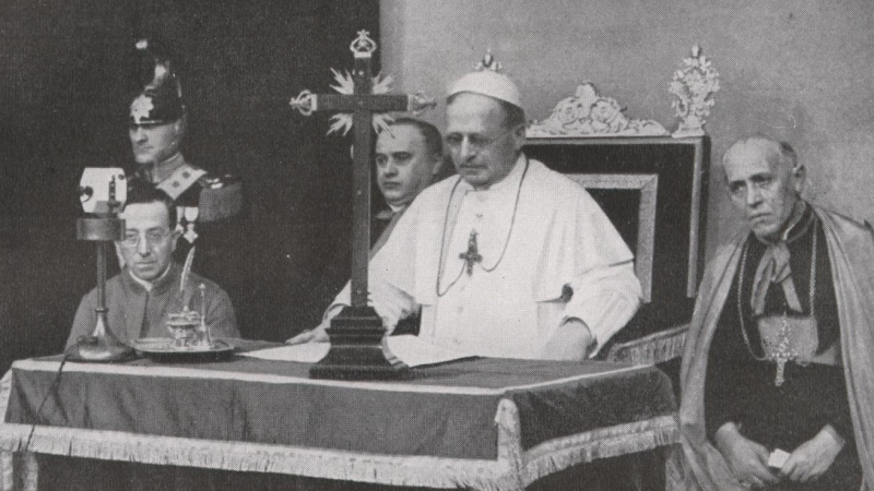 Pius XI, The Pope of the Royalty of Jesus Christ - FSSPX.Actualités /FSSPX.News