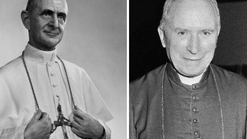 rencontre 2 papes